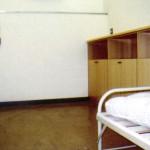 陸上競技場 医務室
